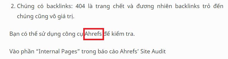 ahrefs-no-links